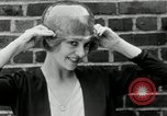 Image of blond girl New York United States USA, 1930, second 31 stock footage video 65675032161