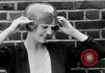 Image of blond girl New York United States USA, 1930, second 32 stock footage video 65675032161