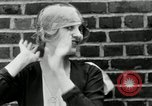 Image of blond girl New York United States USA, 1930, second 33 stock footage video 65675032161