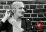 Image of blond girl New York United States USA, 1930, second 34 stock footage video 65675032161