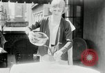 Image of blond girl New York United States USA, 1930, second 45 stock footage video 65675032161