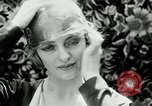 Image of blond girl New York United States USA, 1930, second 51 stock footage video 65675032161