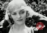 Image of blond girl New York United States USA, 1930, second 52 stock footage video 65675032161
