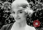 Image of blond girl New York United States USA, 1930, second 59 stock footage video 65675032161