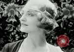 Image of blond girl New York United States USA, 1930, second 62 stock footage video 65675032161