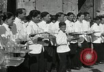 Image of saloon waiters Rome Italy, 1930, second 5 stock footage video 65675032163