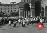 Image of saloon waiters Rome Italy, 1930, second 14 stock footage video 65675032163