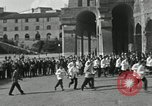 Image of saloon waiters Rome Italy, 1930, second 15 stock footage video 65675032163