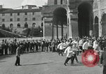 Image of saloon waiters Rome Italy, 1930, second 16 stock footage video 65675032163