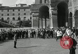 Image of saloon waiters Rome Italy, 1930, second 17 stock footage video 65675032163