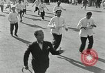 Image of saloon waiters Rome Italy, 1930, second 21 stock footage video 65675032163