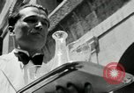 Image of saloon waiters Rome Italy, 1930, second 31 stock footage video 65675032163