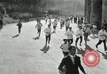 Image of saloon waiters Rome Italy, 1930, second 33 stock footage video 65675032163