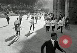 Image of saloon waiters Rome Italy, 1930, second 36 stock footage video 65675032163