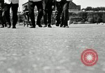 Image of saloon waiters Rome Italy, 1930, second 37 stock footage video 65675032163