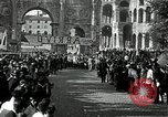 Image of saloon waiters Rome Italy, 1930, second 41 stock footage video 65675032163