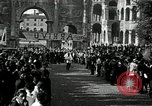 Image of saloon waiters Rome Italy, 1930, second 42 stock footage video 65675032163