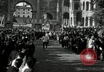 Image of saloon waiters Rome Italy, 1930, second 43 stock footage video 65675032163