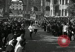 Image of saloon waiters Rome Italy, 1930, second 44 stock footage video 65675032163