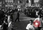 Image of saloon waiters Rome Italy, 1930, second 46 stock footage video 65675032163