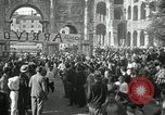 Image of saloon waiters Rome Italy, 1930, second 47 stock footage video 65675032163