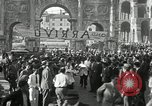 Image of saloon waiters Rome Italy, 1930, second 50 stock footage video 65675032163