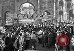 Image of saloon waiters Rome Italy, 1930, second 51 stock footage video 65675032163