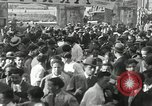 Image of saloon waiters Rome Italy, 1930, second 53 stock footage video 65675032163