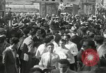 Image of saloon waiters Rome Italy, 1930, second 56 stock footage video 65675032163