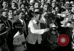 Image of saloon waiters Rome Italy, 1930, second 58 stock footage video 65675032163