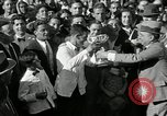 Image of saloon waiters Rome Italy, 1930, second 59 stock footage video 65675032163