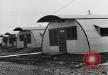 Image of military housing United States USA, 1950, second 5 stock footage video 65675032170