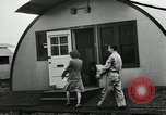 Image of military housing United States USA, 1950, second 8 stock footage video 65675032170