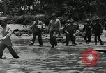 Image of General Douglas MacArthur Leyte Philippines, 1944, second 4 stock footage video 65675032173