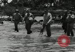 Image of General Douglas MacArthur Leyte Philippines, 1944, second 8 stock footage video 65675032173