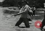 Image of General Douglas MacArthur Leyte Philippines, 1944, second 11 stock footage video 65675032173