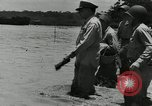 Image of General Douglas MacArthur Leyte Philippines, 1944, second 13 stock footage video 65675032173
