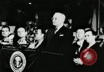 Image of Harry S Truman United States USA, 1950, second 11 stock footage video 65675032181