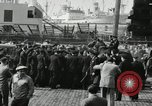 Image of unemployed men during great depression Newark New Jersey USA, 1937, second 5 stock footage video 65675032186
