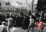 Image of unemployed men during great depression Newark New Jersey USA, 1937, second 7 stock footage video 65675032186