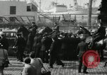 Image of unemployed men during great depression Newark New Jersey USA, 1937, second 11 stock footage video 65675032186