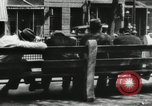 Image of unemployed men during great depression Newark New Jersey USA, 1937, second 13 stock footage video 65675032186