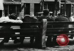 Image of unemployed men during great depression Newark New Jersey USA, 1937, second 14 stock footage video 65675032186