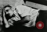 Image of unemployed men during great depression Newark New Jersey USA, 1937, second 28 stock footage video 65675032186