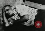 Image of unemployed men during great depression Newark New Jersey USA, 1937, second 29 stock footage video 65675032186