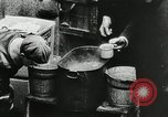 Image of unemployed men during great depression Newark New Jersey USA, 1937, second 35 stock footage video 65675032186