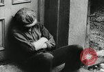 Image of unemployed men during great depression Newark New Jersey USA, 1937, second 41 stock footage video 65675032186