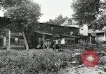 Image of unemployed men during great depression Newark New Jersey USA, 1937, second 47 stock footage video 65675032186