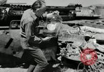 Image of junk yard United States USA, 1950, second 6 stock footage video 65675032189