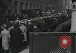 Image of unemployment crisis during great depression New York City USA, 1930, second 16 stock footage video 65675032192